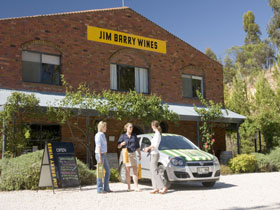 Jim Barry Wines - Accommodation Redcliffe