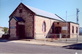 Balaklava Museum Centenary Hall - Accommodation Redcliffe