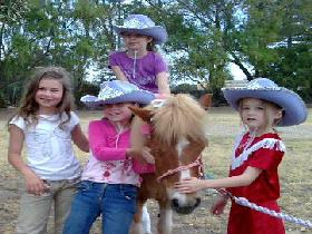 Amberainbow Pony Rides - Accommodation Redcliffe