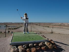 Coober Pedy Opal Fields Golf Club - Accommodation Redcliffe