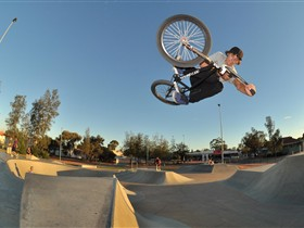 Sensational Skate Park - Accommodation Redcliffe