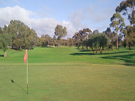Regency Park Golf Course - Accommodation Redcliffe