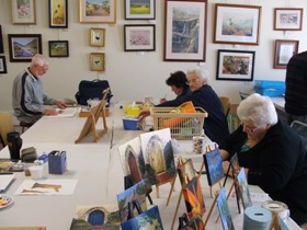 Northern Yorke Peninsula Art Group - Accommodation Redcliffe