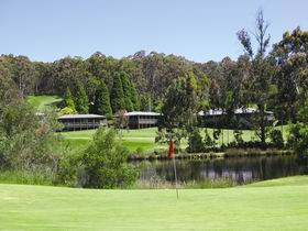 Mount Lofty Golf Club - Accommodation Redcliffe