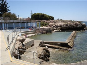 Edithburgh Tidal Pool - Accommodation Redcliffe