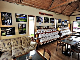 Purple Possum Wholefoods and Cafe - Accommodation Redcliffe