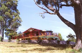 Barringwood Park Vineyard - Accommodation Redcliffe