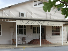 Drill Hall Emporium - The - Accommodation Redcliffe
