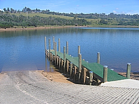 Trevallyn Dam - Accommodation Redcliffe