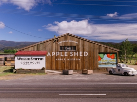 The Apple Shed Tasmania - Accommodation Redcliffe