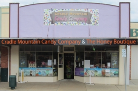 Cradle Mountain Candy Company and Honey Boutique - Accommodation Redcliffe