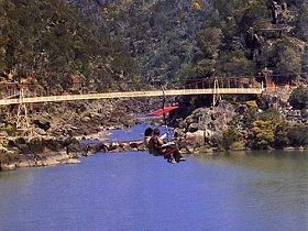 Launceston Cataract Gorge  Gorge Scenic Chairlift - Accommodation Redcliffe