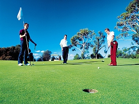 Scamander River Golf Club - Accommodation Redcliffe