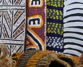 Outstation Gallery - Aboriginal Art from Art Centres - Accommodation Redcliffe