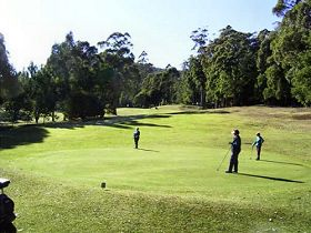 Sheffield Golf Course - Accommodation Redcliffe
