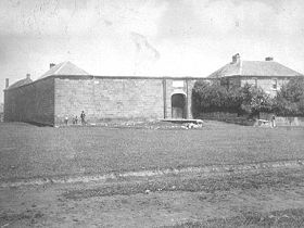 Oatlands Gaol House - Accommodation Redcliffe
