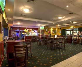 Canberra Irish Club - Accommodation Redcliffe