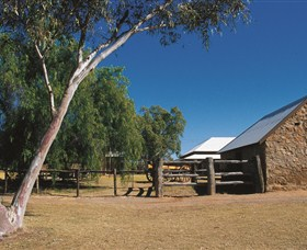 Alice Springs Telegraph Station Historical Reserve - Accommodation Redcliffe
