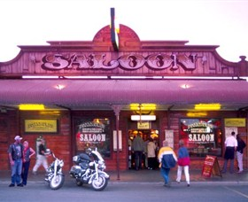 Bojangles Saloon and Dining Room - Accommodation Redcliffe