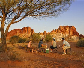 Rainbow Valley Conservation Reserve - Accommodation Redcliffe