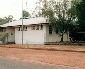 Tennant Creek Museum at Tuxworth Fullwood House - Accommodation Redcliffe