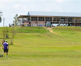 Gove Country Golf Club - Accommodation Redcliffe