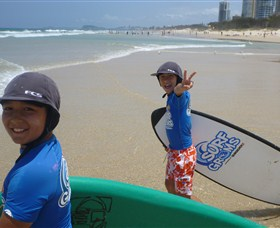 Broadbeach Surf School - Accommodation Redcliffe