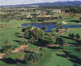 Palm Meadows Golf Course - Accommodation Redcliffe