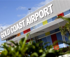 Gold Coast Airport - Accommodation Redcliffe