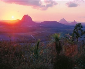 Glass House Mountains National Park - Accommodation Redcliffe
