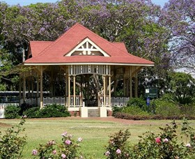 Gympie Memorial Park - Accommodation Redcliffe