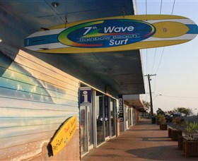Rainbow Beach Tourist Centre - Accommodation Redcliffe