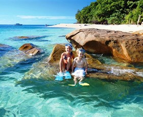 Fitzroy Island National Park - Accommodation Redcliffe