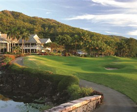 Paradise Palms Golf Course - Accommodation Redcliffe