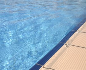 Calliope Swimming Pool - Accommodation Redcliffe