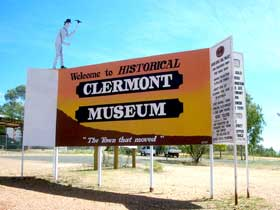 Clermont Historical Centre and Museum - Accommodation Redcliffe