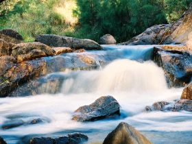 Crows Nest Falls - Accommodation Redcliffe