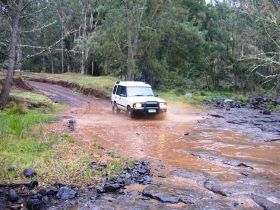 Condamine Gorge '14 River Crossing' - Accommodation Redcliffe
