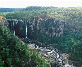 Blencoe Falls Girringun National Park - Accommodation Redcliffe