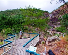 Jourama Falls Paluma Range National Park - Accommodation Redcliffe