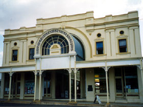 Stock Exchange Arcade and Assay Mining Museum - Accommodation Redcliffe