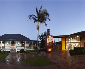 Bundaberg Distilling Company Bondstore - Accommodation Redcliffe