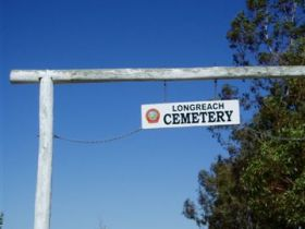 Longreach Cemetery - Accommodation Redcliffe