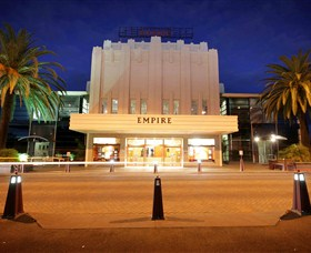 Empire Theatre - Accommodation Redcliffe