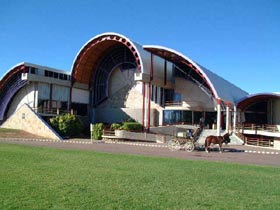 Australian Stockmans Hall of Fame and Outback Heritage Centre - Accommodation Redcliffe