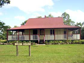 Melba House - Accommodation Redcliffe