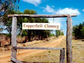 Copperfield Store and Chimney - Accommodation Redcliffe