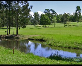 Village Links Golf Course - Accommodation Redcliffe