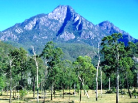 Mount Barney National Park - Accommodation Redcliffe