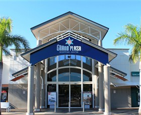 Grand Plaza Shopping Centre - Accommodation Redcliffe
